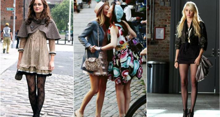 A Gossip Girl legstílusosabb szettjeit, melyeket bármikor szívesen viselnénk