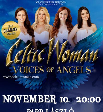 CELTIC WOMAN - A Nemzetközi Zenei Szenzáció