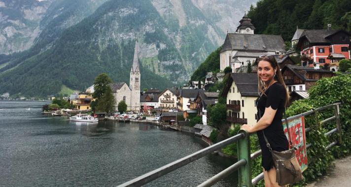 Víkendvárosok: Hallstatt, Ausztria