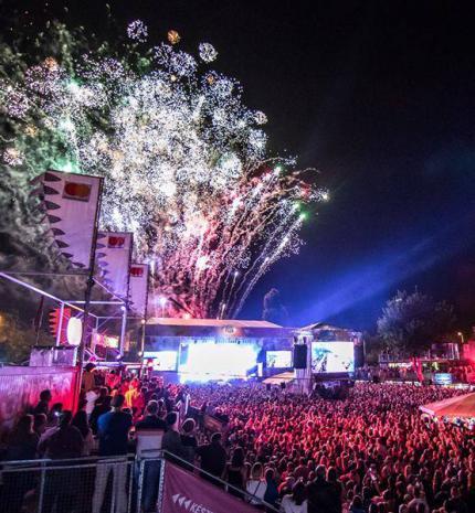 Punnany Massif koncerttel búcsúztatja a nyarat a Park