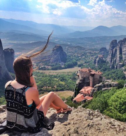 Utazásaim Görögországban
