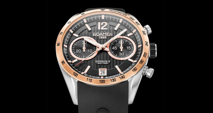 ROAMER Superior Chrono II.