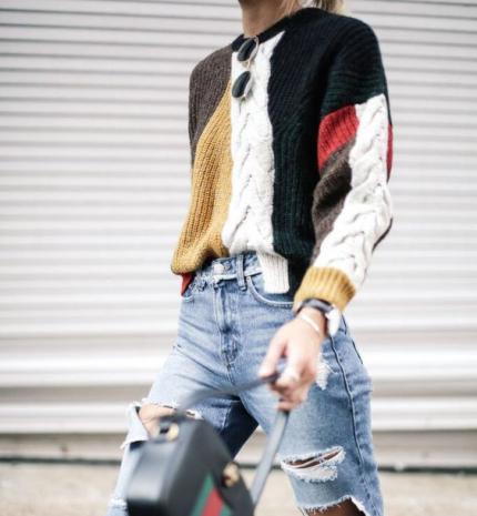 Stílusiskola: Így viseld a farmernadrágot ősszel