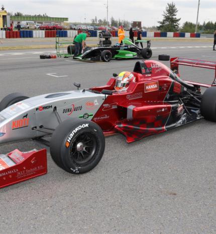 A Hungaroringet várja Gender Racing Team