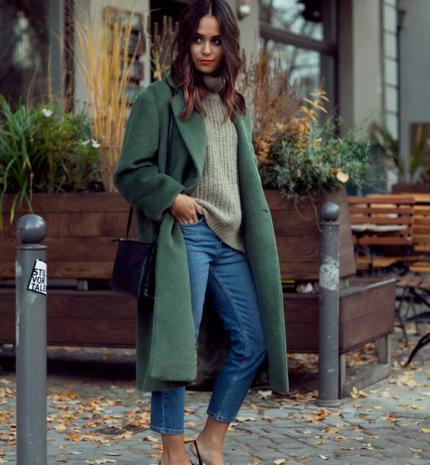 Stílusiskola: viselj idén ősszel zöldet
