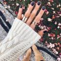 5 stílusos manikűr tipp az őszi szezonra
