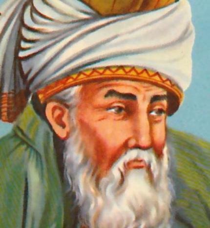 """""""Ahol romok vannak, ott van a remény a kincsre is."""" Idézetek Rumitól"""