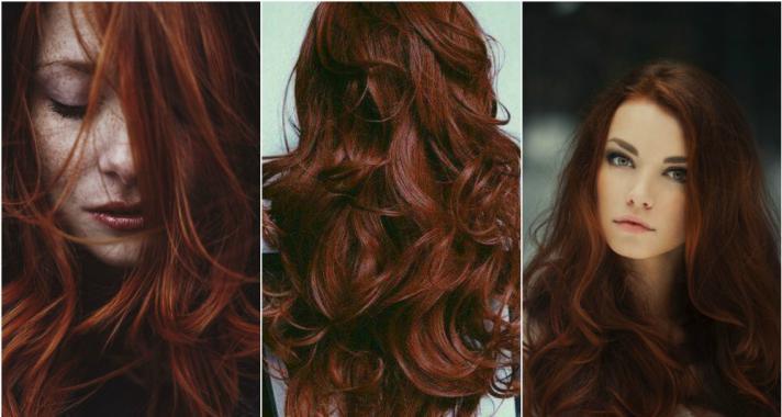 9 indok, hogy sötét vörös legyen a hajad idén ősszel