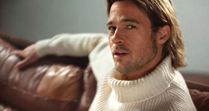 10 kép ami bizonyítja, hogy Brad Pitt mindig is a legjóképűbb színészek egyike volt