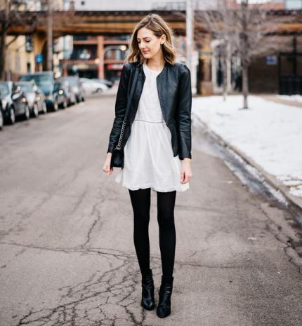 Stílusiskola: így tündökölj télen fehér ruhában