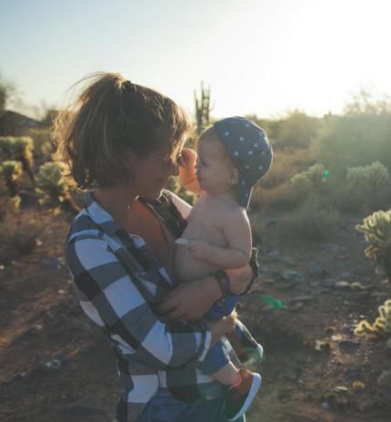Az anyaság biztos jelei