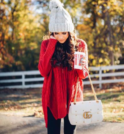 Stílusiskola: kényelmes téli outfitek