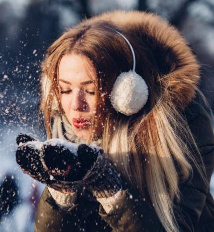 Téli szépségtippek
