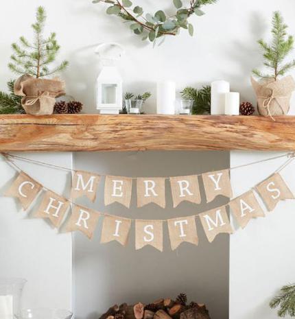 10 karácsonyi dekorációs ötlet, melyet könnyedén elkészíthetsz