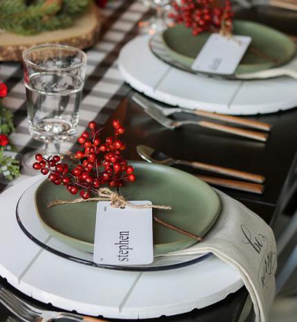 Top10: így dekoráld az asztalt az ünnepi vacsorához