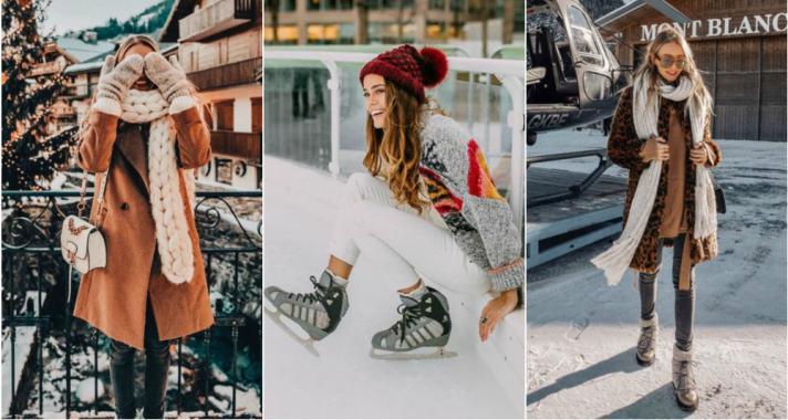 Stílusiskola: így lehetsz csinos, ha télen a hegyekbe utazol