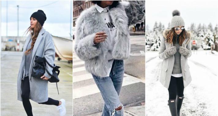 Stílusiskola: így viseld télen a cseppet sem unalmas szürkét