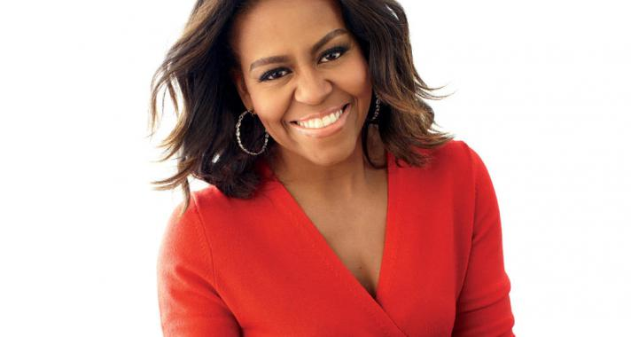 """""""Ne engedj be olyan embereket az életedbe, akik lenyomnak."""" - Idézetek Michelle Obama-tól"""