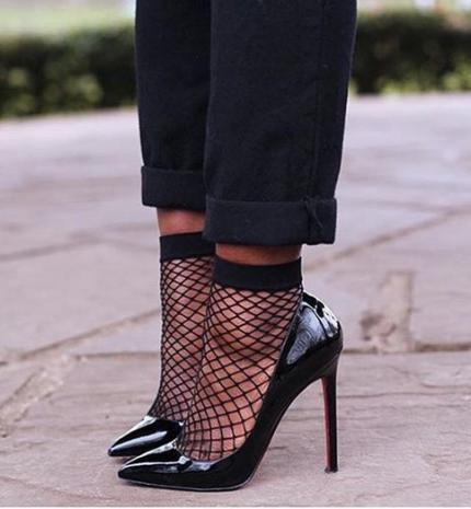 Stílusiskola: helyezd a hangsúlyt a zoknidra!