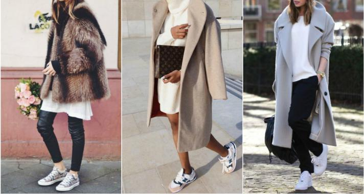 Stílusiskola: így viselj sportcipőket télen