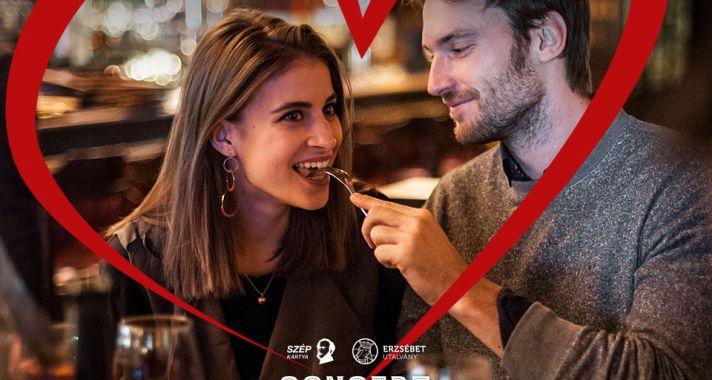 Exkluzív Valentin nap, Élőzene minden este!