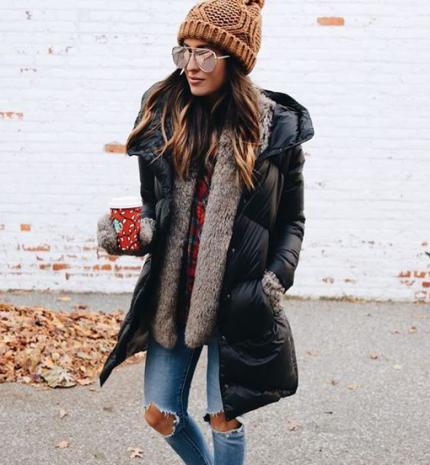 Stílusiskola: így állíts össze télen kényelmes és meleg, mégis csinos outfiteket