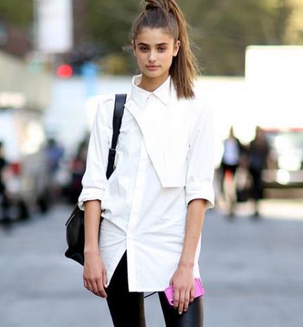 Stílusiskola: outfit ötletek Taylor Hill-től - akinek az összes ruhadarabját akarjuk most azonnal