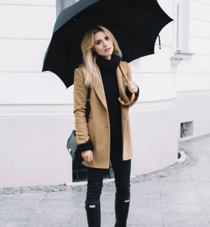 Stílusiskola: az eső és hó ellenére is lehetsz csinos