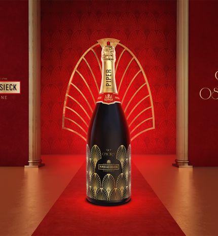 Gyönyörű Magnum különkiadással készül az Oscarra a Piper-Heidsieck