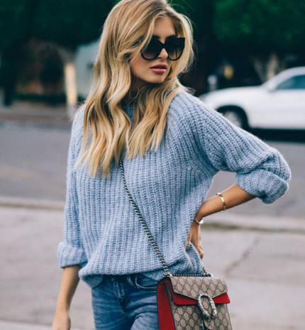 Stílusiskola: így viselj csinos és kényelmes kötött pulcsikat