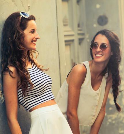 5 dolog, amit megtanulsz, ha lánytestvérrel nősz fel