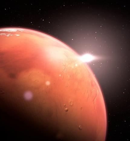 Koncentrált erő és megállíthatatlan leszel – Mars a Bakban
