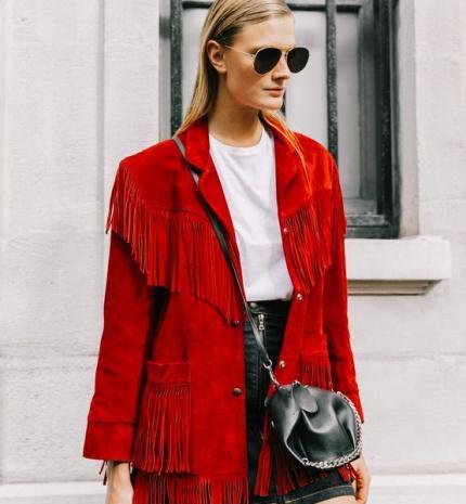 Stílusiskola: így viseld a pirosat tavasszal