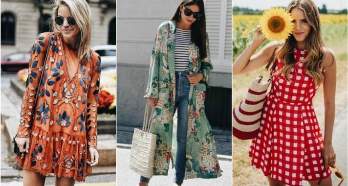 Stílusiskola: amikor a több jobb - viselj feltűnő mintájú ruhadarabokat