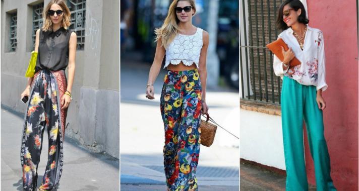 Stílusiskola: így lehetsz csinos idén nyáron palazzo nadrágokban