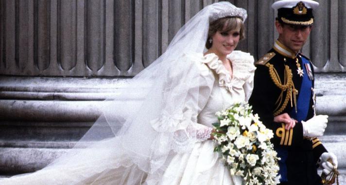 Tündérmese a valóságban: 10 csodás menyasszonyi ruha, amit igazi hercegnők viseltek
