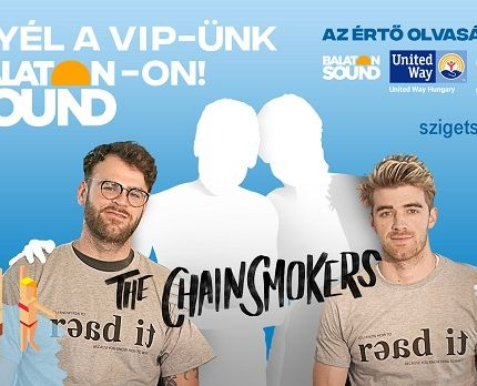 VIP vendégeket keres a The Chainsmokers