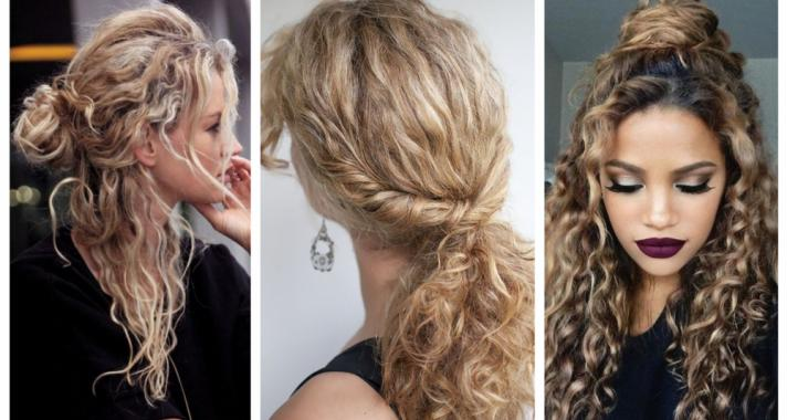 6e48256c52 Top10: frizura ötletek göndör hajhoz