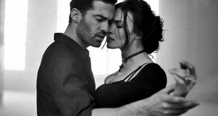 Egy szerelmes párkapcsolat tánca