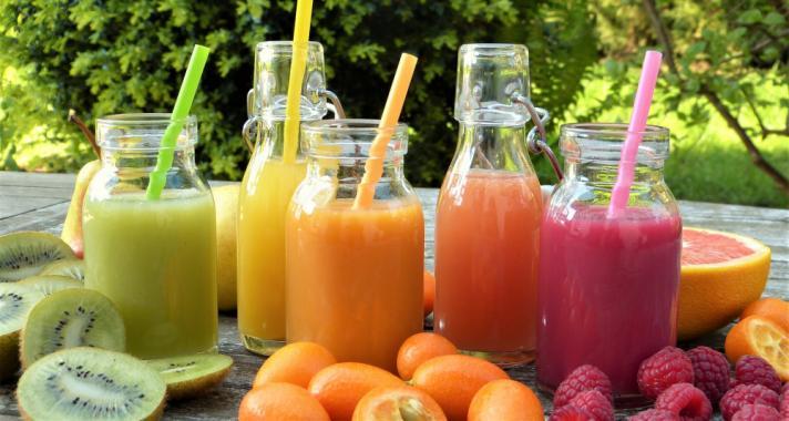 Dzsúzmánia: a gyümölcslé fogyasztás veszélyei