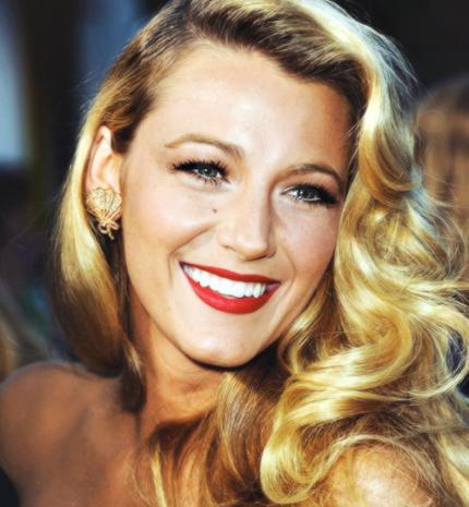 Top10: smink tippek Blake Lively-tól