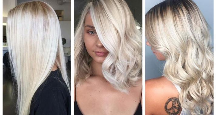 Top10: gyönyörű szőke hajszín árnyalatok nyárra