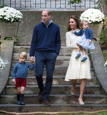 A legaranyosabb képek a világ egyik legismertebb családjáról - Boldog születésnapot Vilmos herceg!