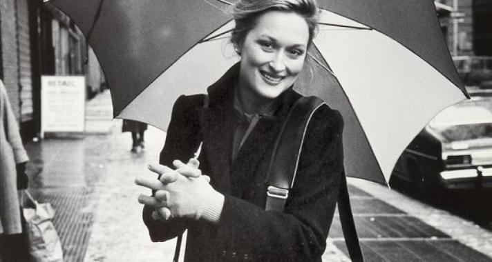 Meryl Streep, az inspiráció kifogyhatatlan forrása
