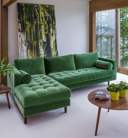 Home decor tipp: több zöldet az otthonodba