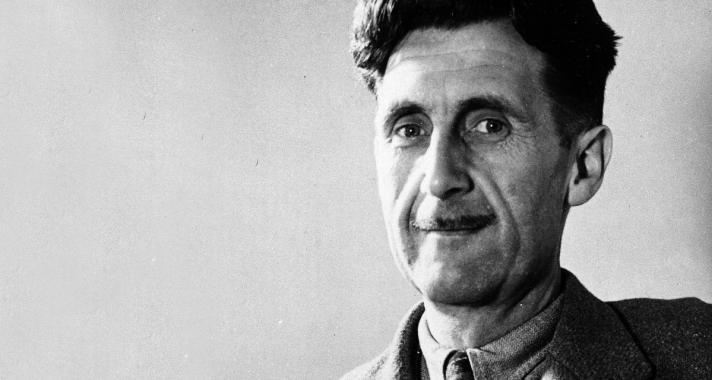 'Ha az ember titokban akar tartani valamit, önmaga elől is el kell titkolnia' - idézetek George Orwell-tő