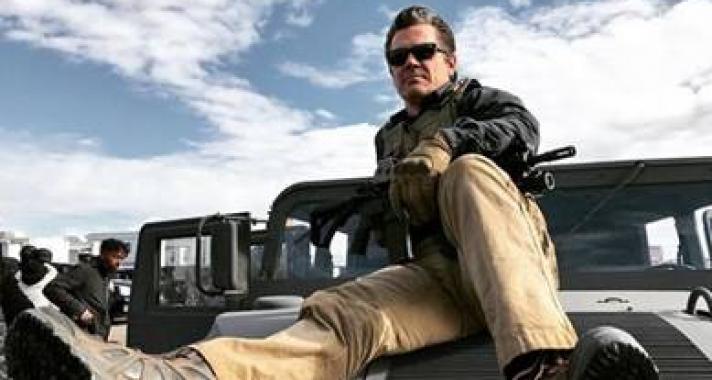 Josh Brolin, az aggódó apuka lesérült a Sicario 2. forgatásán