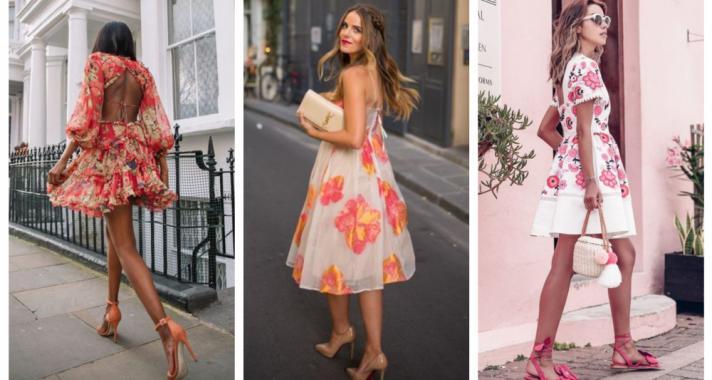 Stílusiskola: nyári kedvencünk a virágmintás ruha