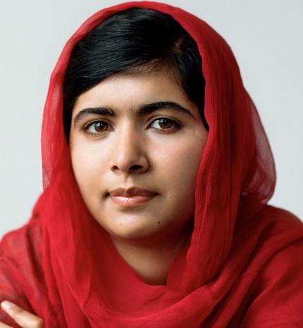 'Egy gyerek, egy tanár, egy toll és egy könyv képesek megváltoztatni a világot.' - idézetek Malala-tól