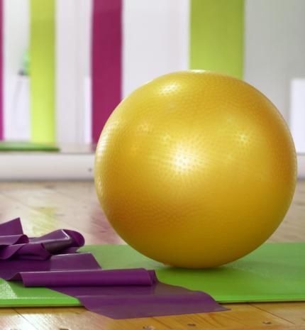 A leghatásosabb fitball-gyakorlatok